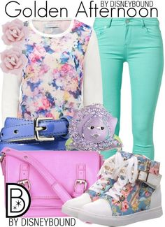 alice in wonderland | DisneyBound
