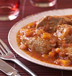 Sauté de veau marengo - les meilleures recettes de cuisine d'Ôdélices