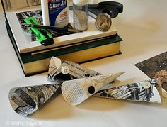More uses for discarded books