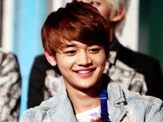 Choi Minho. I love when he smiles