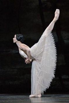 Russian ballet: Natalia Osipova as Giselle by olive