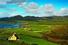 What a beautiful place... Ireland