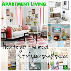Learn how to make the most out of your apartment or small space in just a few easy steps