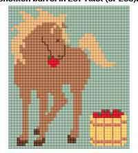 September Horse Chart