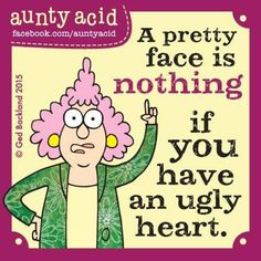 Ged Backland& random and witty thoughts on everyday life as told by Aunty Acid and her husband Walt in this Web comic Crazy Quotes, Wise Quotes, Funny Quotes, Mature Quotes, Aging Quotes, Sarcastic Quotes, Funny Humor, Auntie Quotes, Aunt Acid