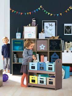 Mix and match your own storage solutions using these shelves and the boxes sold separately! SIZE:  height 63 cm  width 65 cm  depth 25 cm.In non-toxic