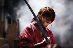 Takeru Satoh as Himura Kenshin