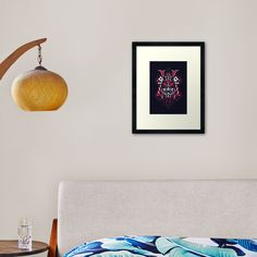 'Marshmello mask' Framed Print by Framed Art Prints, Canvas Prints, Mandala, Box Frames, Sell Your Art, Decoration, Floor Pillows, Art Boards, Chiffon Tops