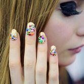 libertine fall 2013 nail art