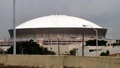 Superdome, Louisiana