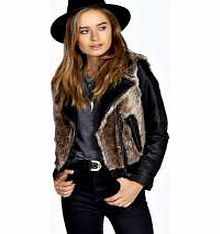 boohoo Cassia Fur Body PU Jacket - black azz30419 Coats and jackets are a seriously statement staple this season. Whether you're taking on timeless with a trench, keeping it quirky in a kimono, or being bad ass in a bomber jacket, boohoo's got all ba http://www.comparestoreprices.co.uk/womens-clothes/boohoo-cassia-fur-body-pu-jacket--black-azz30419.asp