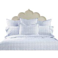 John Robshaw Textiles - Sag Harbor Indigo - Duvets & Shams - Bedding