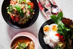Magic Mountain Saloon: Rated 3.5/5. Located in CBD, Melbourne. Known for An intimate atmosphere spanning three levels, serving reimagined Thai cuisine. Cost