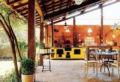 Brazilian Garden - 'Cheetah Style'