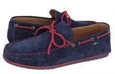 mple-kokkino mokasini blue red mens summer shoes
