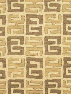 DecoratorsBest - Detail1 - GPJ BF10131-105 - BENOUE NATURAL - Fabrics - DecoratorsBest