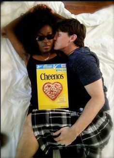 Have you had your Cheerios today?