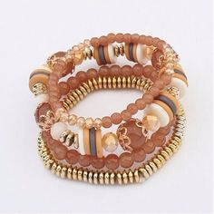 Fashion Jewelry Genteel 10 Pcs Copper Bangle Bracelet Healing Energy Therapy Beautiful Assorted Cuff Pretty And Colorful