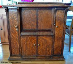 antique sewing machine cabinet 124 best Sewing cabinets images on Pinterest | Antique sewing  antique sewing machine cabinet