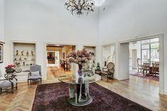Herringbone hardwood floors, clerestory windows. Reception rooms of Houston. Memorial Villages Houston TX Real Estate - 2210 South Piney Point Rd