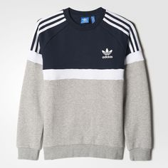 adidas - Colorblock Sweatshirt