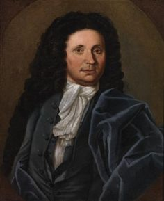 William Fitzhugh, 1697, by an unidentified artist, copied in 1751 by John Hesselius