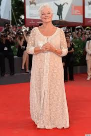 Image result for judi dench clothing style