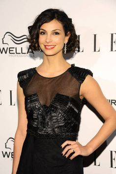 Morena Baccarin at ELLE's Women in Television