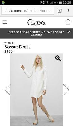 Bossut Dress