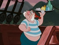 Smee, Peter Pan