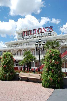 Fulton's Crab House - Downtown Disney
