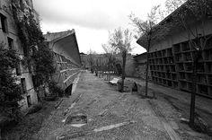 https://flic.kr/p/XMYxA | Parque Cementerio de Igualada | Parque Cementerio de Igualada www.mirallestagliabue.com/ Enric Miralles 1985-1991