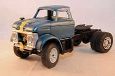 1965 Ford N950 - Trucks Scale Auto Community