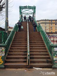 Milano   Porta Genova - Il ponte icona di via Tortona che fine farà? - Urbanfile Blog Milano, Brooklyn Bridge, Blog, Travel, Future, Trips, Viajes, Traveling, Outdoor Travel
