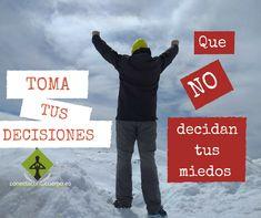 toma tus decisiones!!!!