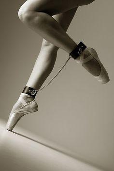 Dance is bondage and freedom, freedom and bondage.