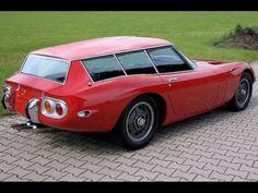 1967 Toyota 2000 GT Shooting Brake