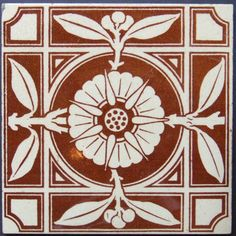 West Side Art Tiles -4488n380p0 - English Tile>
