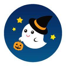 ハロウィン イラスト 恐怖 - Google 検索 Moldes Halloween, Adornos Halloween, Halloween Beads, Halloween Rocks, Halloween Favors, Halloween Displays, Halloween Prints, Halloween Horror, Cute Halloween