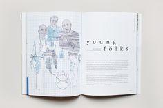 Illustration de Silvija Fleuriot dans Mint magazine