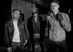 "gotanerve-zine - hardcore-punk metal zine 100% diy: GRAVEYARD JOHNNYS announce new album ""Dead Transmi..."