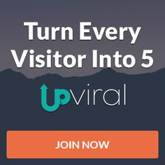 UpViral marketing, literally anyone can run effective, profitable viral…