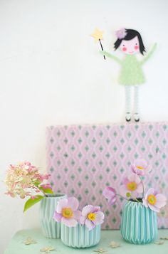 bloomingville vasen, bungalow box, rie elise larsen lucky lollipop fee http://www.wunderschoen-gemacht.de/shop