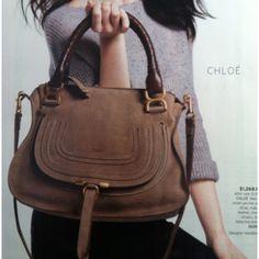 """Marcie"" small satchel (Chloe). Nordstrom Anniversary Sale"