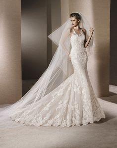 538ea7692 Vestidos de novia en Palma de Mallorca Vestidos De Novia De Colores