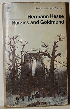 Narziss and Golmund, Herman Hesse