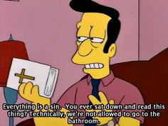 Simpsons Religion Quotes | List of Religious Jokes from The Simpsons (Page 2)