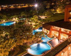 Costa Rica - Los Suenos Marriott Hotel.