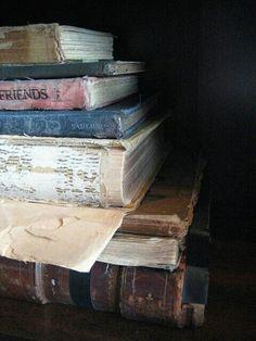 Old books ♡