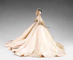 """""""1762 Doll"""" by Edward Molyneux, 1949"""